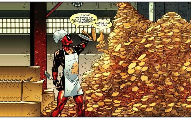 Deadpool va obtenir une série animée d'action pour adultes en 2018