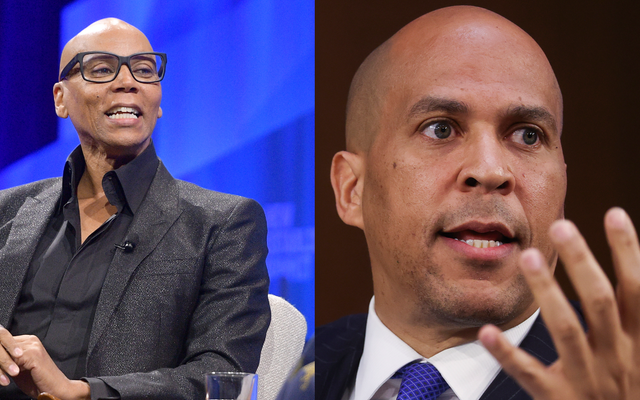 RuPaul Devastated to Learn Cory Booker Is a Cousin One Year Too Late to Cash In