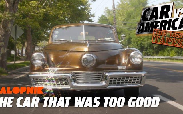 Tucker 48: La voiture trop bonne pour Detroit