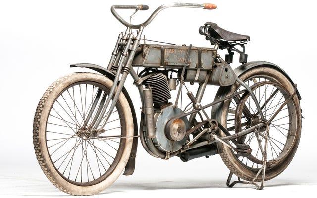 Ini Adalah Lelang Sepeda Motor Antik Amerika Abad Ini