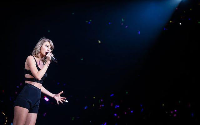 テイラー・スウィフトが彼女の最初の良いシングル「ゴージャス」を永遠にリリース