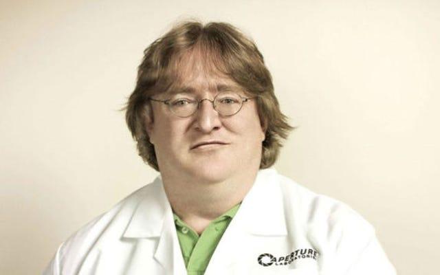 Gabe Newell nos muestra cómo se realiza la atención al cliente