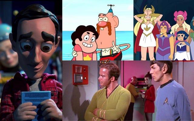 8 odcinków telewizyjnych do obejrzenia dla pewnej samoświadomej głupoty