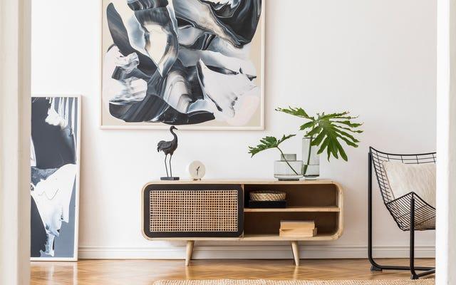 Cómo mezclar el diseño de casa vintage y moderno de una manera que funcione