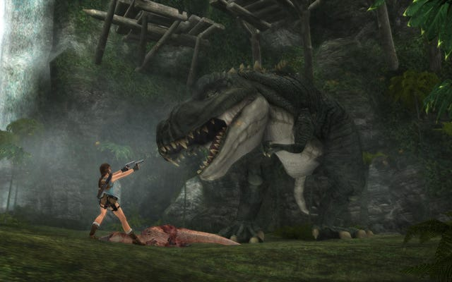 I Miss The Crazy Batshittery Of The Original Tomb Raider Trilogy