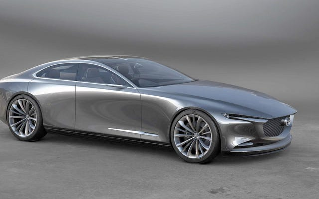 La Mazda 6 2022 sera à propulsion arrière avec un moteur six cylindres en ligne: rapport