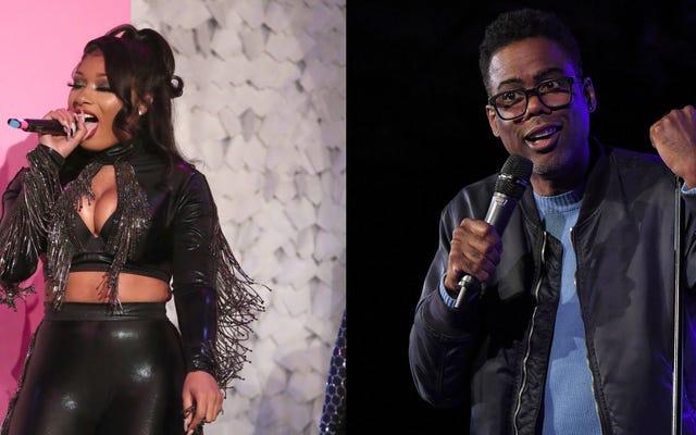 Megan Thee Stallion se presentará en el estreno de SNL conducido por Chris Rock — Oh, ¿sucedió algo más? [Actualizado]