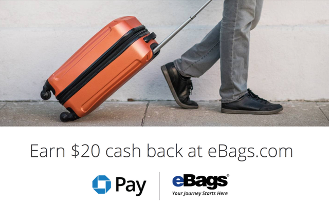 Если у вас есть карта погони, вам действительно стоит потратить 20 долларов в eBags прямо сейчас [обновлено]