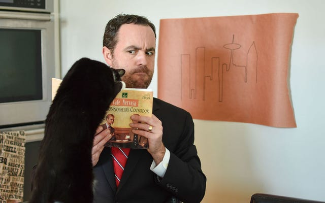 「私はうんざりしている」:Frasierの公式クックブックを散歩する