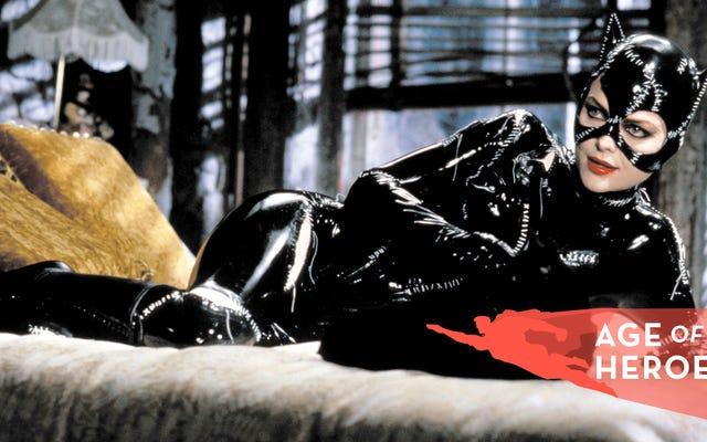 Batman Returns es una reliquia de una época en la que los monstruos repugnantes solo se postulaban para cargos públicos en las películas