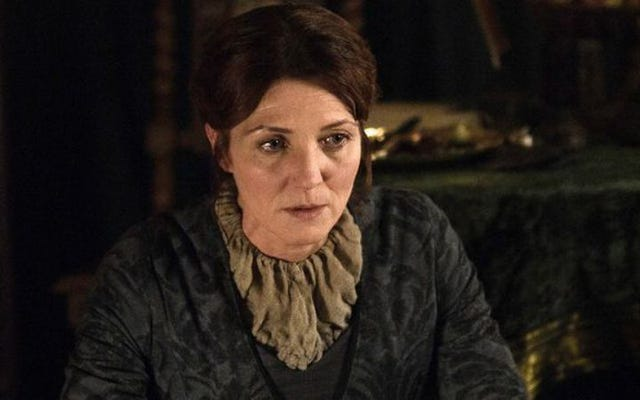Catelyn Stark trở lại, đến một vương quốc khác trên một kênh khác