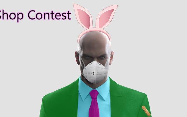Konkurs sklepowy: Niedziela Wielkanocna 2021