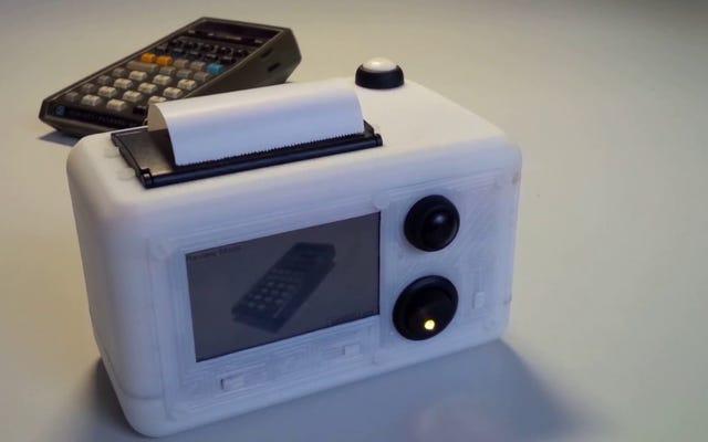 रास्पबेरी पाई और थर्मल प्रिंटर के साथ अपना खुद का पोलोराइड स्टाइल प्रिंटिंग कैमरा बनाएं