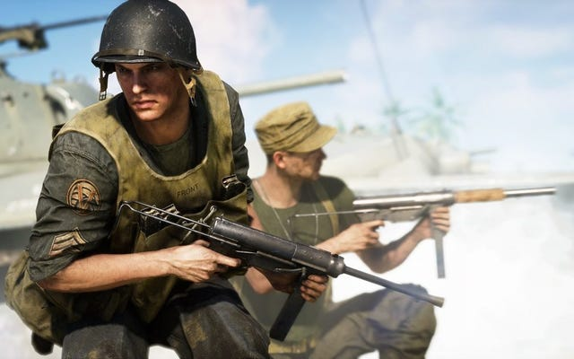 Battlefield V retourne dans le Pacifique