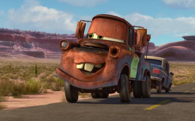 มาสร้างตัวละคร Cars ใหม่โดยอิงจากรถบรรทุกรุ่นใหม่ของ USPS