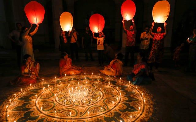 Comment célébrer Diwali