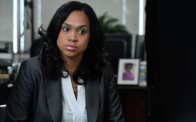 Ils réussiront: les tribunaux de Baltimore refusent la tentative de Mosby de rejeter quelque 5000 condamnations pour marijuana