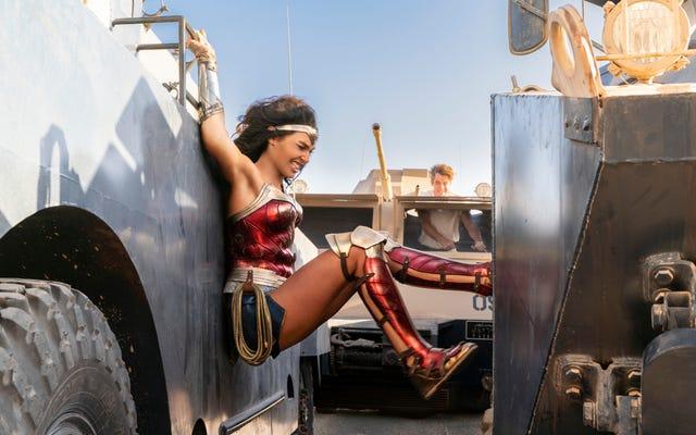 Hafta Sonu Gişesi: Wonder Woman 1984, gişe hareketsiz kaldığı için hala iyi gidiyor