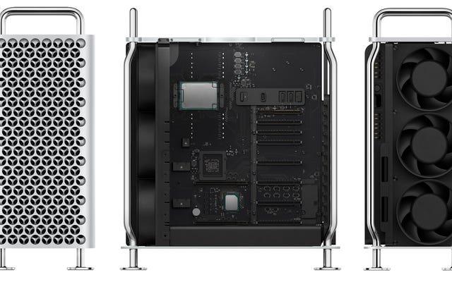 新しいMacProを今すぐ購入できます。ホイールだけで400ドルかかります