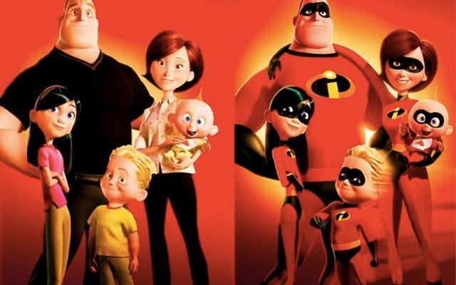 İnanılmaz Haberler: Brad Bird Şu Anda Incredibles 2 Senaryosunu Yazıyor!