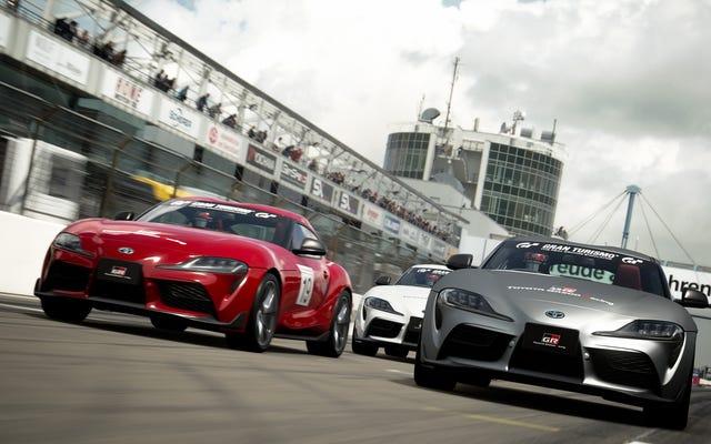 Gran Turismo Sport a passé deux ans à ajouter de superbes choses gratuitement