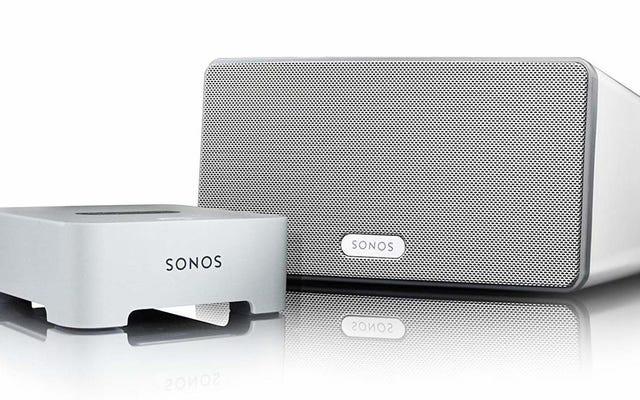 Te produkty Sonos przestaną otrzymywać aktualizacje w maju