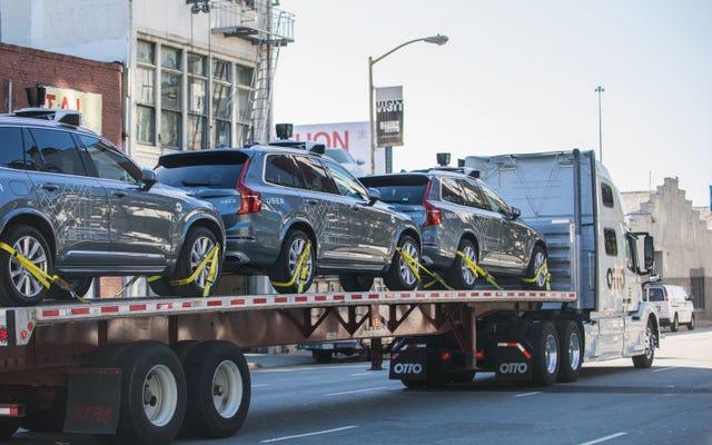 Le guerre automobilistiche a guida autonoma sono iniziate: Waymo fa causa a Uber per aver rubato il design del sistema LiDAR (aggiornamento)