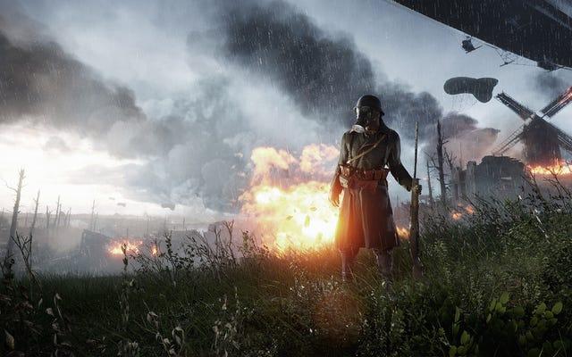 Il futuro di Battlefield 1