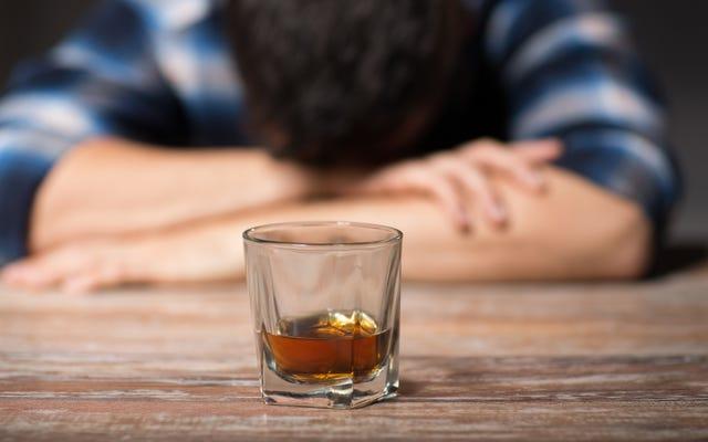 कैसे अपने महामारी पीने पर वापस काटने के लिए