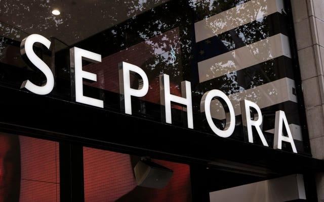 Centrándose en una experiencia de compra más justa, Sephora presenta un nuevo plan de acción contra el perfil racial