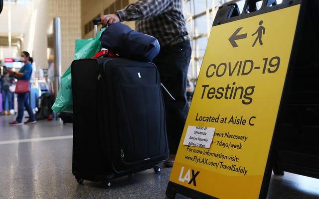 Pejabat Los Angeles Mencoba Menentukan Apakah Peningkatan Kasus COVID-19 Karena Ketegangan yang Bermutasi
