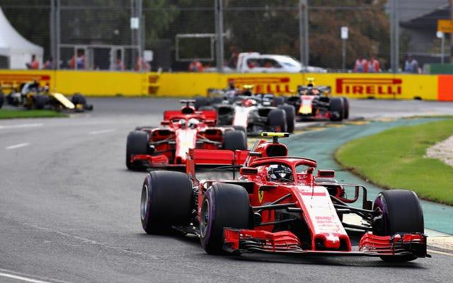 Формула-1 хочет стать громче, дешевле, справедливее