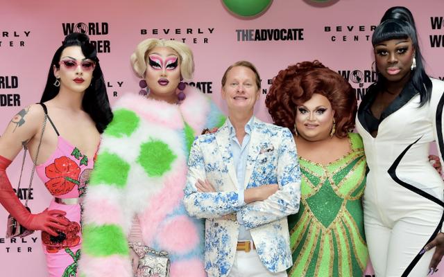 'เราพูดอวัยวะเพศที่ห้างสรรพสินค้าได้ไหม' My Drunken Afternoon ที่ Shopping Center Drag Show