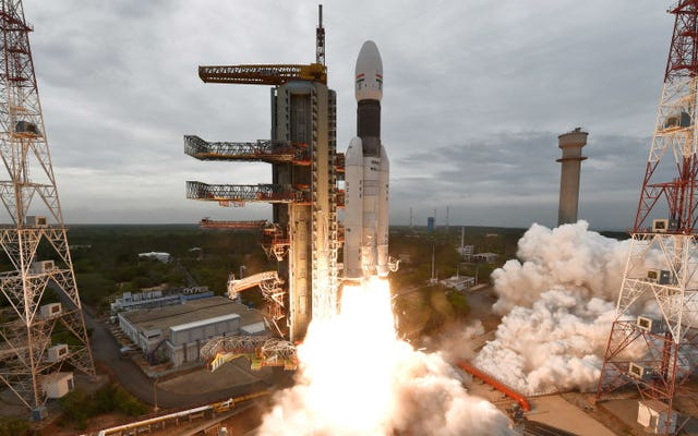La mission Chandrayaan-2 quitte avec succès la Terre et se prépare à entrer dans l'histoire de l'exploration spatiale
