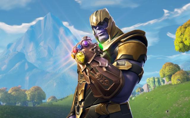 I giocatori di Fortnite si divertono a trollare Thanos