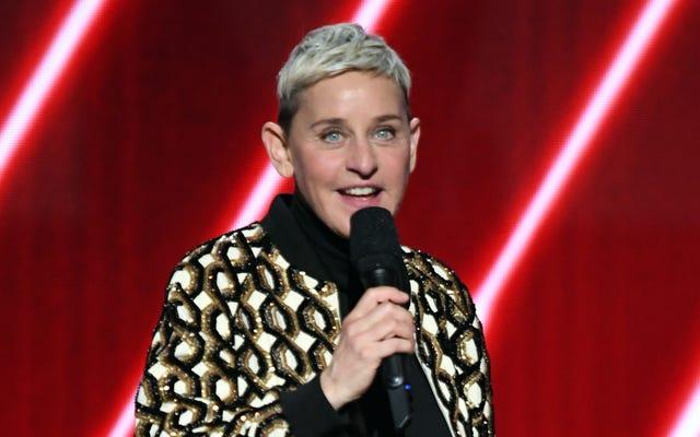 Ellen DeGeneres tạm ngừng sản xuất chương trình sau khi xét nghiệm dương tính với COVID-19