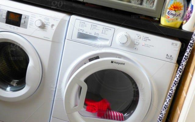 Comment nettoyer l'intérieur de votre laveuse et sécheuse