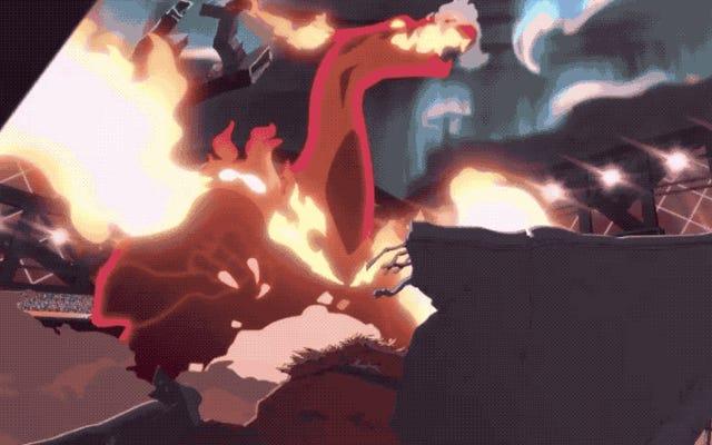 薄明の翼の最後のエピソードは、壮大な戦いの威厳を捉えています