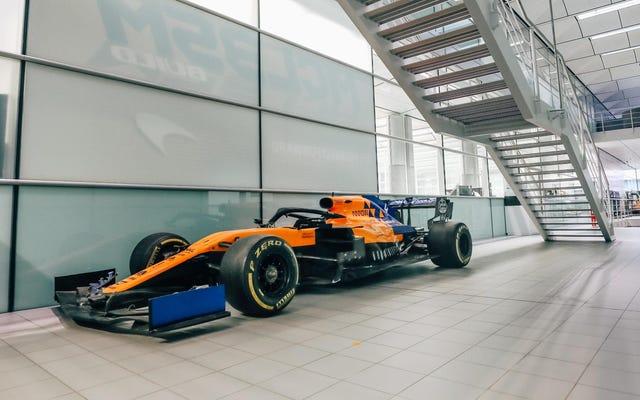 McLaren cree que es el único equipo que diseña un nuevo chasis para 2021