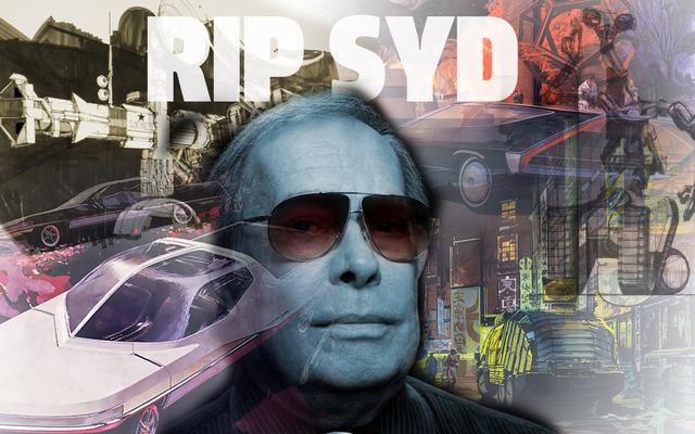 Syd Mead, l'homme qui nous a montré à quoi ressemblait l'avenir, est décédé