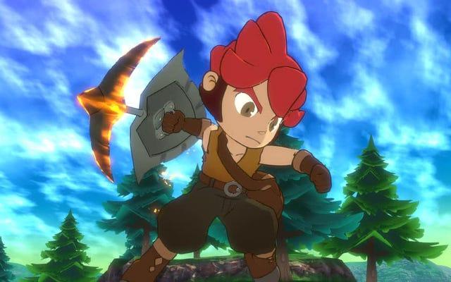 पोकेमॉन स्टूडियो का नया आरपीजी खुद को अलग करता है
