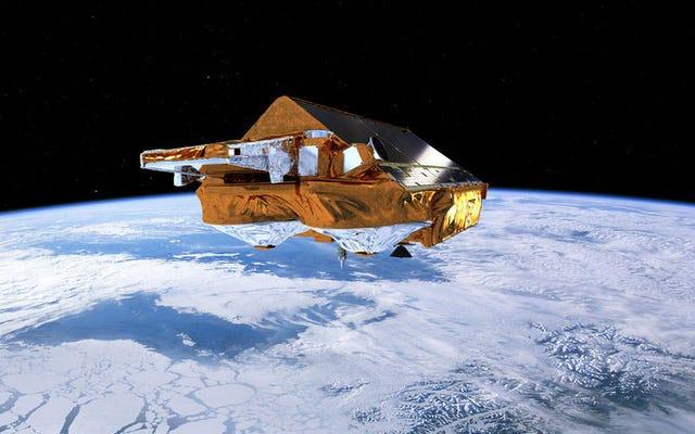 Grönland hat gerade eine Billion Tonnen Eis verloren und niemand hat es bemerkt