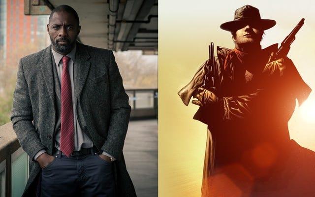Idris Elba interpreterà il Gunman in The Dark Tower, il film capolavoro di Stephen King