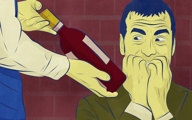 शराब की एक बोतल कैसे ऑर्डर करें जैसे आप जानते हैं कि आप क्या कर रहे हैं