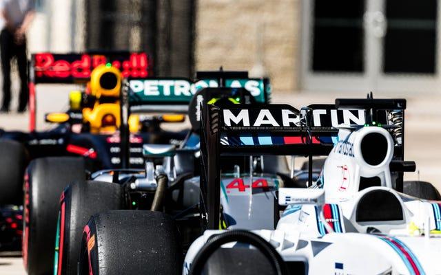 Oto Twoja sobotnia praktyka i kwalifikacyjna galeria Austina F1