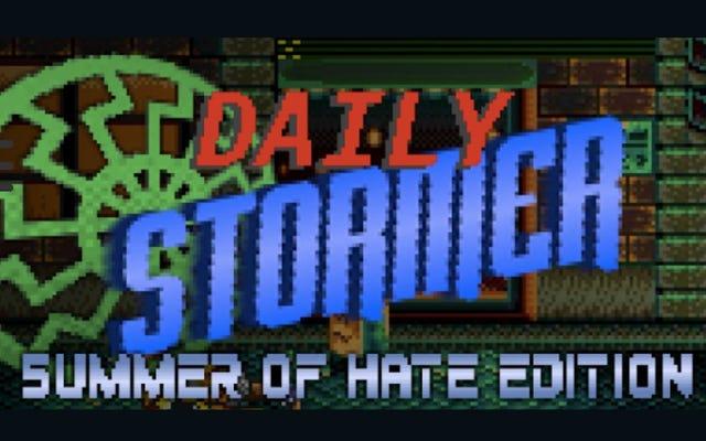 Daily Stormer Whack-A-Mole recommence: un site néo-nazi refait surface puis revient à GoDaddy [maintenant en Albanie]