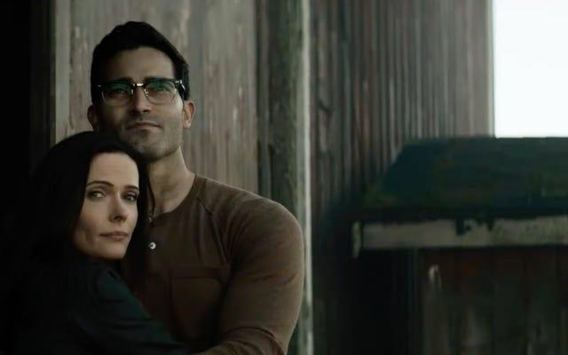 新しいスーパーマン&ロイストレーラーはティーンの不安をもたらします