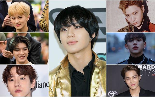 SMエンターテインメントとキャピタルミュージックグループが新しいスーパーグループ、スーパーMで「K-POPの復讐者」を明らかに