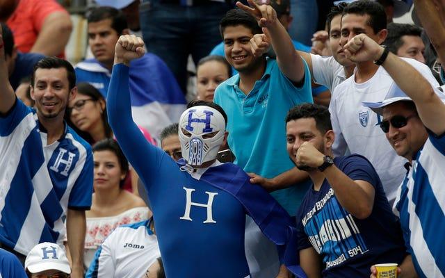 ホンジュラスは、ワールドカッププレーオフの前にドローンでスパイしたオーストラリアを非難