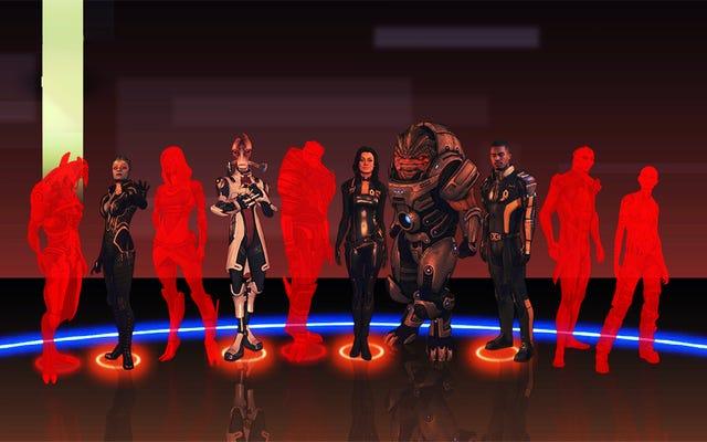 Entonces, es posible que haya cometido un error en Mass Effect 2